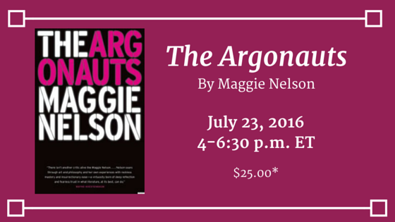 The Argonauts (1)